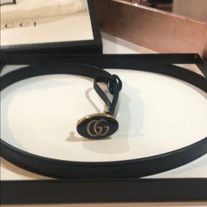 Gucci Accessories - Gucci belt. Brand new in box with receipt...